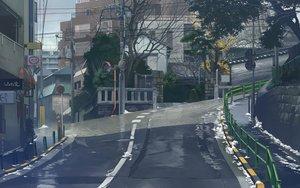 Rating: Safe Score: 64 Tags: building city kusakabe nobody original scenic snow tree winter User: RyuZU