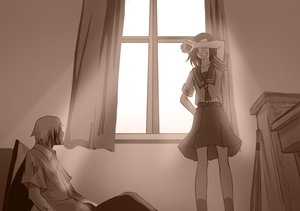 Rating: Safe Score: 3 Tags: denpa_teki_na_kanojo g_scream juuzawa_juu monochrome satsuki_miya User: Tensa