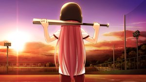 Rating: Safe Score: 26 Tags: angel_beats! baseball baseball_bat game_cg key na-ga sport yui_(angel_beats!) User: Tensa