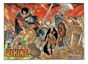 Rating: Safe Score: 12 Tags: monkey_d_luffy one_piece roronoa_zoro sanji tony_tony_chopper usopp User: haru3173