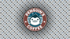 Rating: Safe Score: 49 Tags: animal logo mawaru_penguindrum penguin User: CakeAndTea