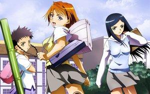 Rating: Safe Score: 25 Tags: kuga_natsuki mai-hime minagi_mikoto school_uniform skirt tokiha_mai User: lynx