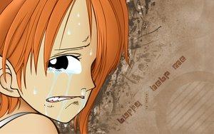 Rating: Safe Score: 10 Tags: crying nami one_piece User: Oyashiro-sama