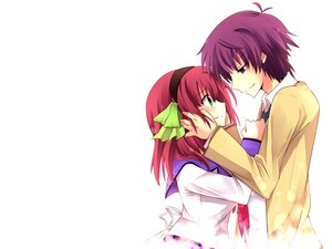 Rating: Safe Score: 34 Tags: angel_beats! nakamura_yuri noda User: HawthorneKitty
