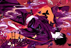 Rating: Safe Score: 14 Tags: clamp xxxholic User: atlantiza