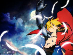 Rating: Safe Score: 6 Tags: edward_elric feathers fullmetal_alchemist moon sky User: Eruku