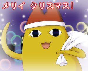 Rating: Safe Score: 21 Tags: azumanga_daioh chiyo_father christmas hat santa_hat User: Oyashiro-sama