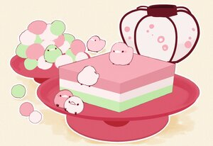 Rating: Safe Score: 18 Tags: animal bird chai_(artist) food nobody original polychromatic signed User: otaku_emmy