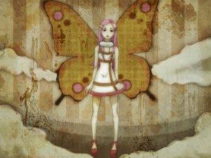 Rating: Safe Score: 17 Tags: anemone butterfly eureka_seven User: Oyashiro-sama