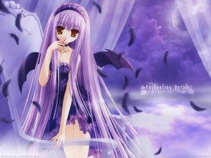 Rating: Safe Score: 34 Tags: purple tagme tinkle wings User: Oyashiro-sama