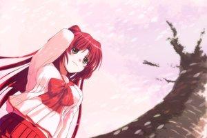 Rating: Safe Score: 18 Tags: aquaplus kousaka_tamaki leaf to_heart to_heart_2 User: HawthorneKitty