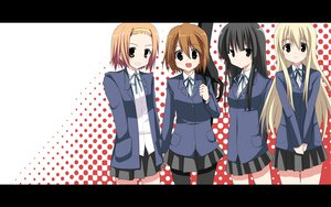 Rating: Safe Score: 11 Tags: akiyama_mio hirasawa_yui k-on! kotobuki_tsumugi tainaka_ritsu User: HawthorneKitty