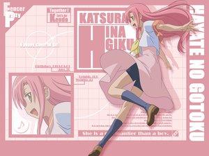 Rating: Safe Score: 12 Tags: hayate_no_gotoku katsura_hinagiku long_hair pink_hair User: Oyashiro-sama