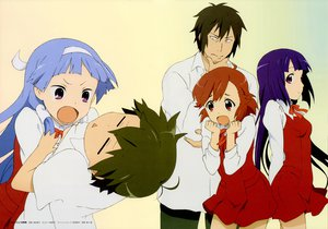 Rating: Safe Score: 17 Tags: aoba_tsugumi kannagi_crazy_shrine_maidens mikuriya_jin nagi scan zange User: HawthorneKitty