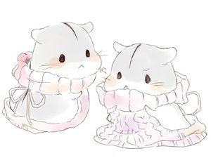 Rating: Safe Score: 44 Tags: animal blush nobody original polychromatic white yutaka_kana User: otaku_emmy