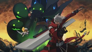 Rating: Safe Score: 38 Tags: blazblue hazama kz-kura ragna_the_bloodedge User: dgnfly