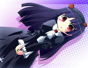 Rating: Safe Score: 34 Tags: gokou_ruri long_hair ore_no_imouto_ga_konna_ni_kawaii_wake_ga_nai User: yamamoto48