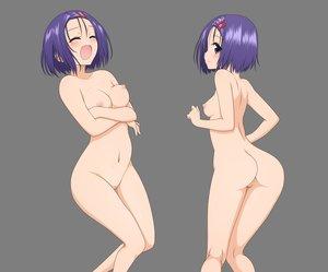 Rating: Explicit Score: 219 Tags: ass blush breasts nipples nude purple_hair pussy sairenji_haruna shige_(moe-ren.net) short_hair to_love_ru to_love_ru_darkness transparent uncensored User: Wiresetc
