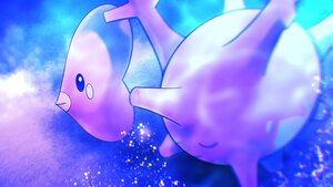 Rating: Safe Score: 10 Tags: animal close corsola fish higa-tsubasa luvdisc pokemon polychromatic underwater water User: otaku_emmy