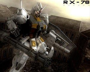 Rating: Safe Score: 63 Tags: mecha mobile_suit_gundam rx-78 weapon User: Oyashiro-sama