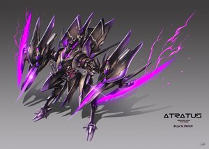 Rating: Safe Score: 161 Tags: gia mecha original weapon User: Flandre93