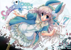 Rating: Safe Score: 34 Tags: alice_in_wonderland animal_ears dress izumi_tsubasu scan User: Xtea