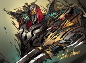 Rating: Safe Score: 47 Tags: armor citemer league_of_legends weapon zed User: Jahta