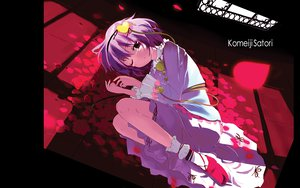 Rating: Safe Score: 16 Tags: gochou_(comedia80) komeiji_satori touhou User: Kunimura