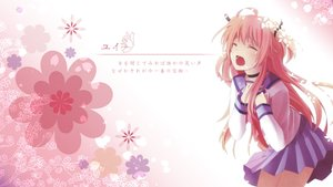 Rating: Safe Score: 33 Tags: angel_beats! crying long_hair na-ga pink pink_hair school_uniform tears yui_(angel_beats!) User: edave