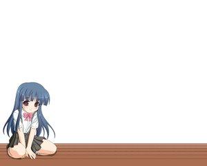 Rating: Safe Score: 12 Tags: cat_smile furude_rika higurashi_no_naku_koro_ni white User: Oyashiro-sama