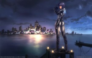Rating: Safe Score: 13 Tags: ghost_in_the_shell gun kusanagi_motoko weapon User: Oyashiro-sama
