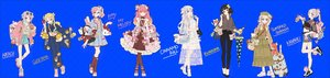 Rating: Safe Score: 19 Tags: apeach_(character) apple blue candy cinnamoroll dress drink dualscreen food fruit glasses gudetama hakusai hat hello_kitty_(character) japanese_clothes kakao_friends kanahei kimono kneehighs lolita_fashion long_hair my_melody_(character) rilakkuma sanrio san-x short_hair shorts skirt socks sumikko_gurashi sunglasses User: FormX
