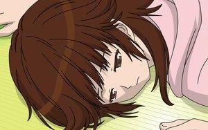 Rating: Safe Score: 3 Tags: amagami brown_eyes brown_hair close sakurai_rihoko vector User: Klakket