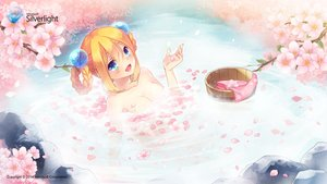 Rating: Safe Score: 132 Tags: aizawa_hikaru aqua_eyes bath blonde_hair braids breasts cleavage flowers microsoft onsen os-tan tagme water User: feiyuelisky