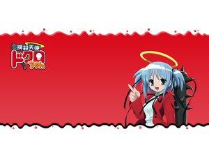 Rating: Safe Score: 5 Tags: bokusatsu_tenshi_dokuro-chan dokuro User: Oyashiro-sama
