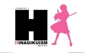 Rating: Safe Score: 43 Tags: hayate_no_gotoku katsura_hinagiku parody signed silhouette suzumiya_haruhi_no_yuutsu white User: korokun