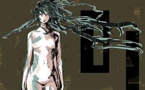 Rating: Questionable Score: 92 Tags: 1ji45fun breasts green_eyes green_hair hatsune_miku long_hair nipples nude vocaloid User: noitis