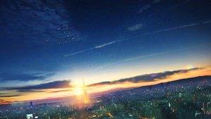Rating: Safe Score: 51 Tags: animal bird building city clouds niko_p nobody original scenic signed sky User: RyuZU