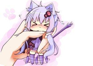 Rating: Safe Score: 129 Tags: aliasing ana_dogukishi animal_ears catgirl chibi tail vocaloid voiceroid yuzuki_yukari User: luckyluna
