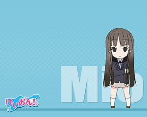 Rating: Safe Score: 5 Tags: akiyama_mio chibi k-on! User: HawthorneKitty
