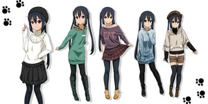 Rating: Safe Score: 113 Tags: k-on! nakano_azusa oku_no_shi photoshop User: gnarf1975