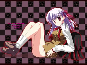 Rating: Safe Score: 13 Tags: dark_matou_sakura fate/stay_night ikegami_akane matou_sakura nopan User: Oyashiro-sama