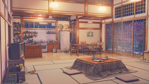 Rating: Safe Score: 95 Tags: arsenixc autumn book game_console jpeg_artifacts kotatsu love_money_rock'n'roll nobody realistic scenic tree watermark User: RyuZU