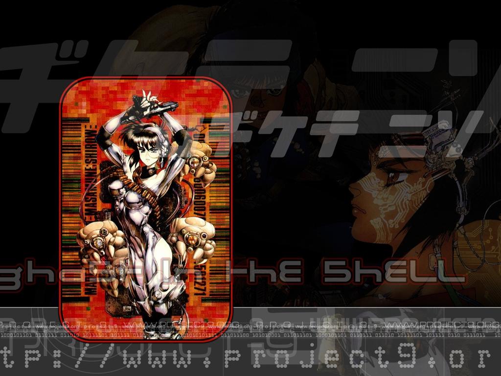 ghost_in_the_shell kusanagi_motoko shirow_masamune