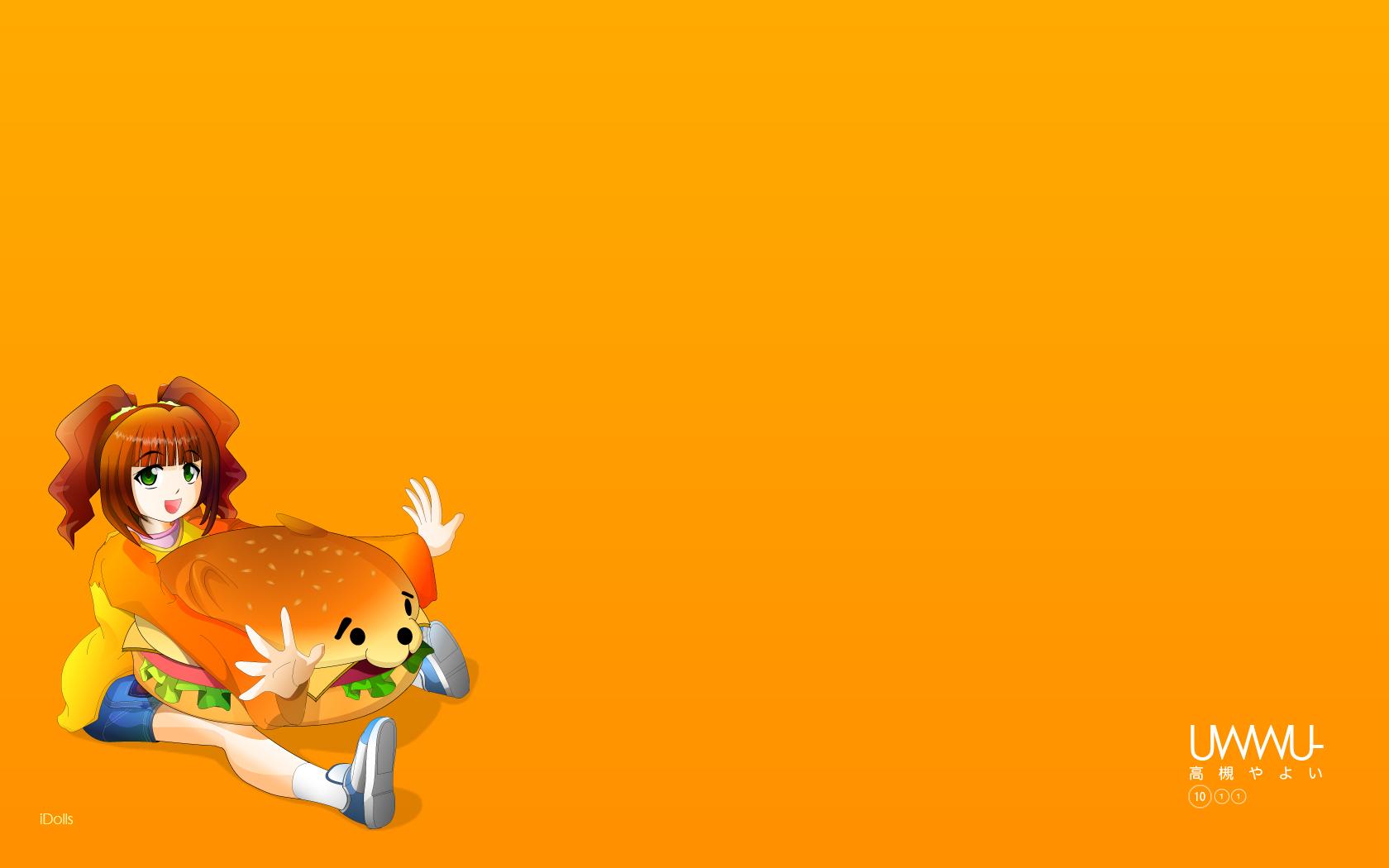 idolmaster orange takatsuki_yayoi