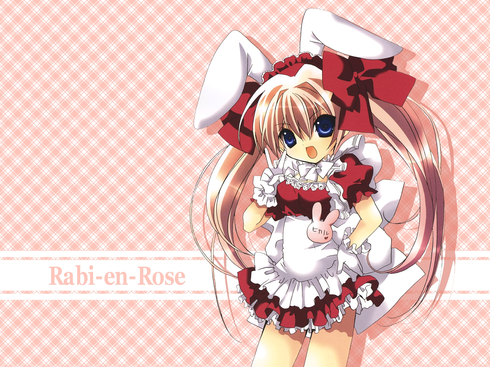 animal_ears bunnygirl di_gi_charat usada_hikaru