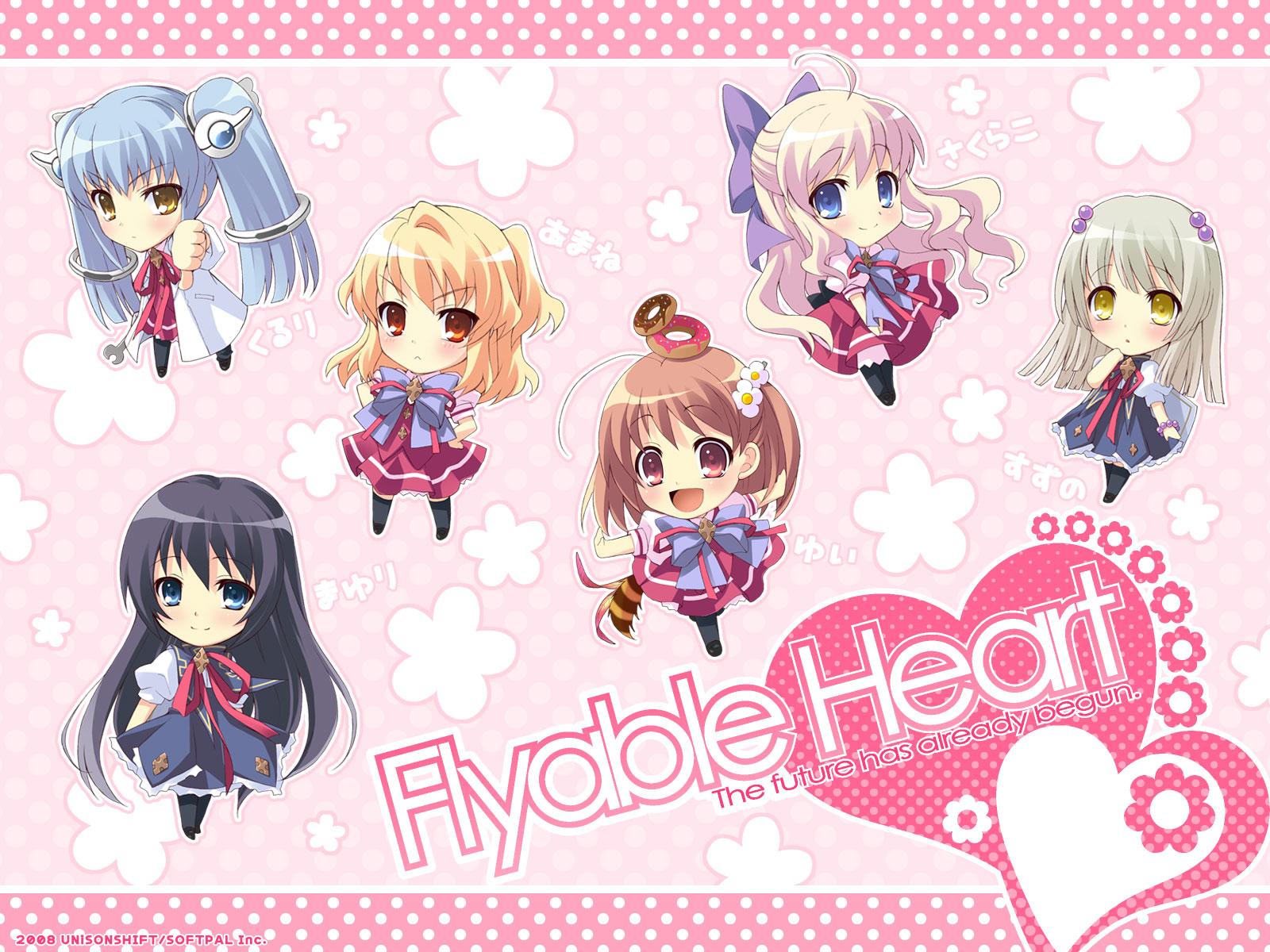 chibi flyable_heart food inaba_yui kujou_kururi minase_sakurako school_uniform shirasagi_mayuri sumeragi_amane tagme