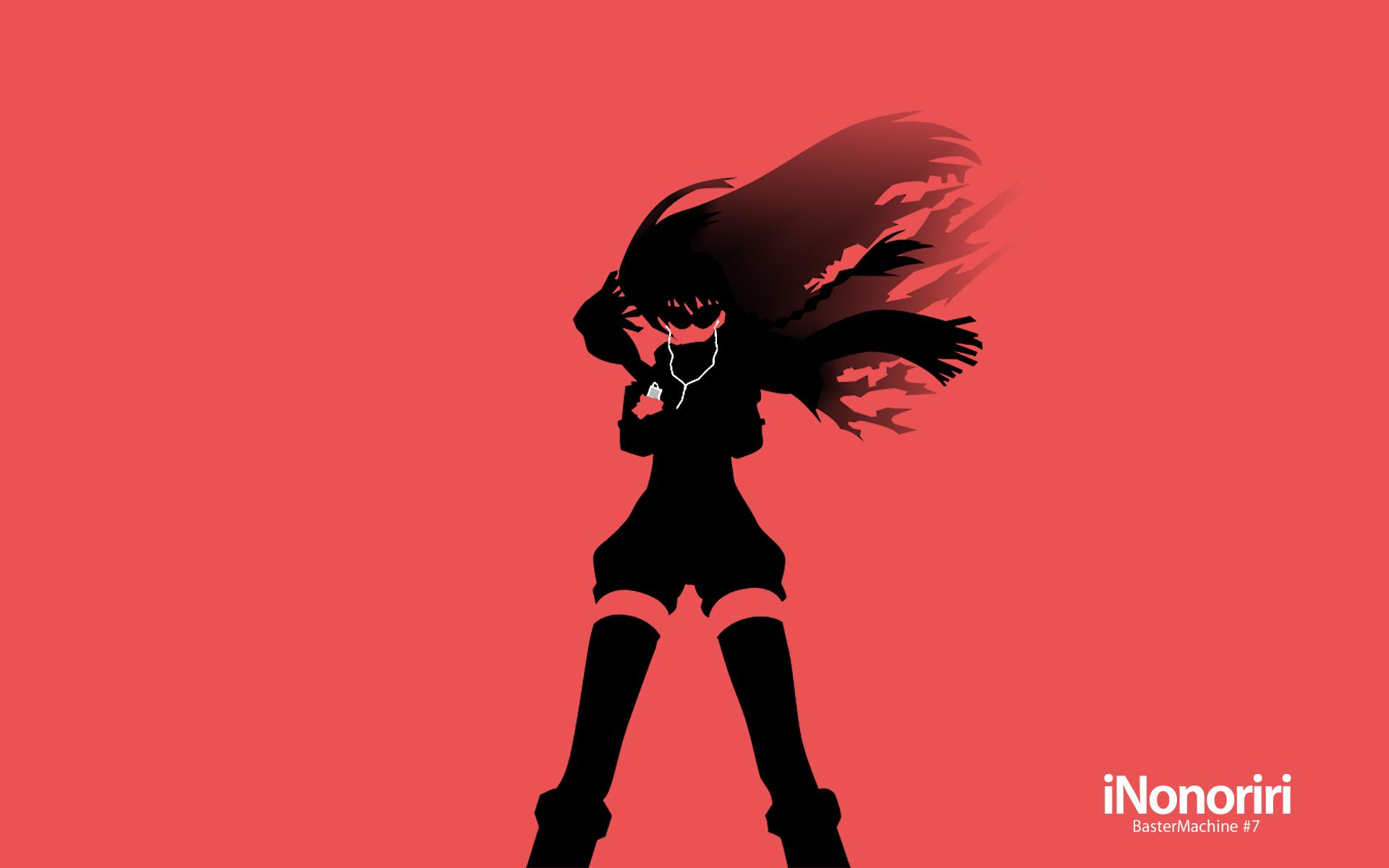 diebuster ipod parody polychromatic silhouette