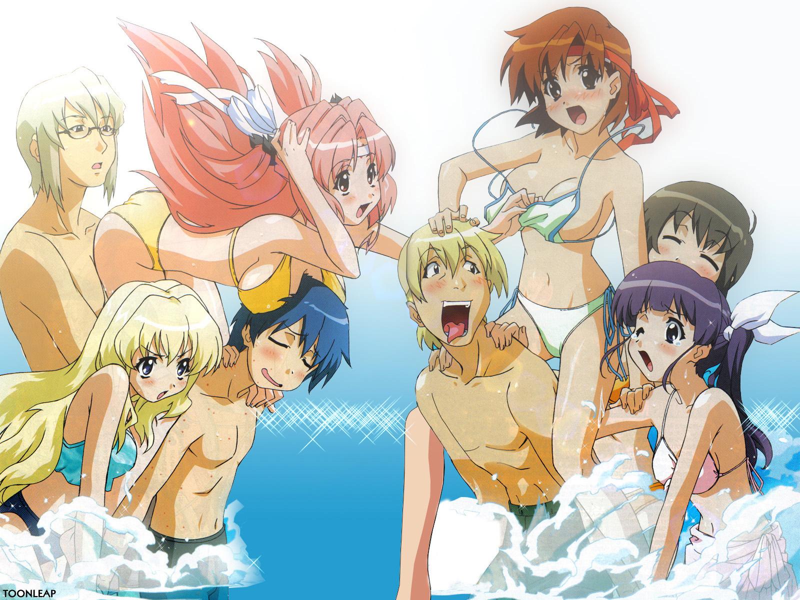 bikini fukuyama_kazuharu fukuyama_lisa girls_bravo kojima_kirie koyomi_hare_nanaka miharu_sena_kanaka sasaki_yukinari swimsuit