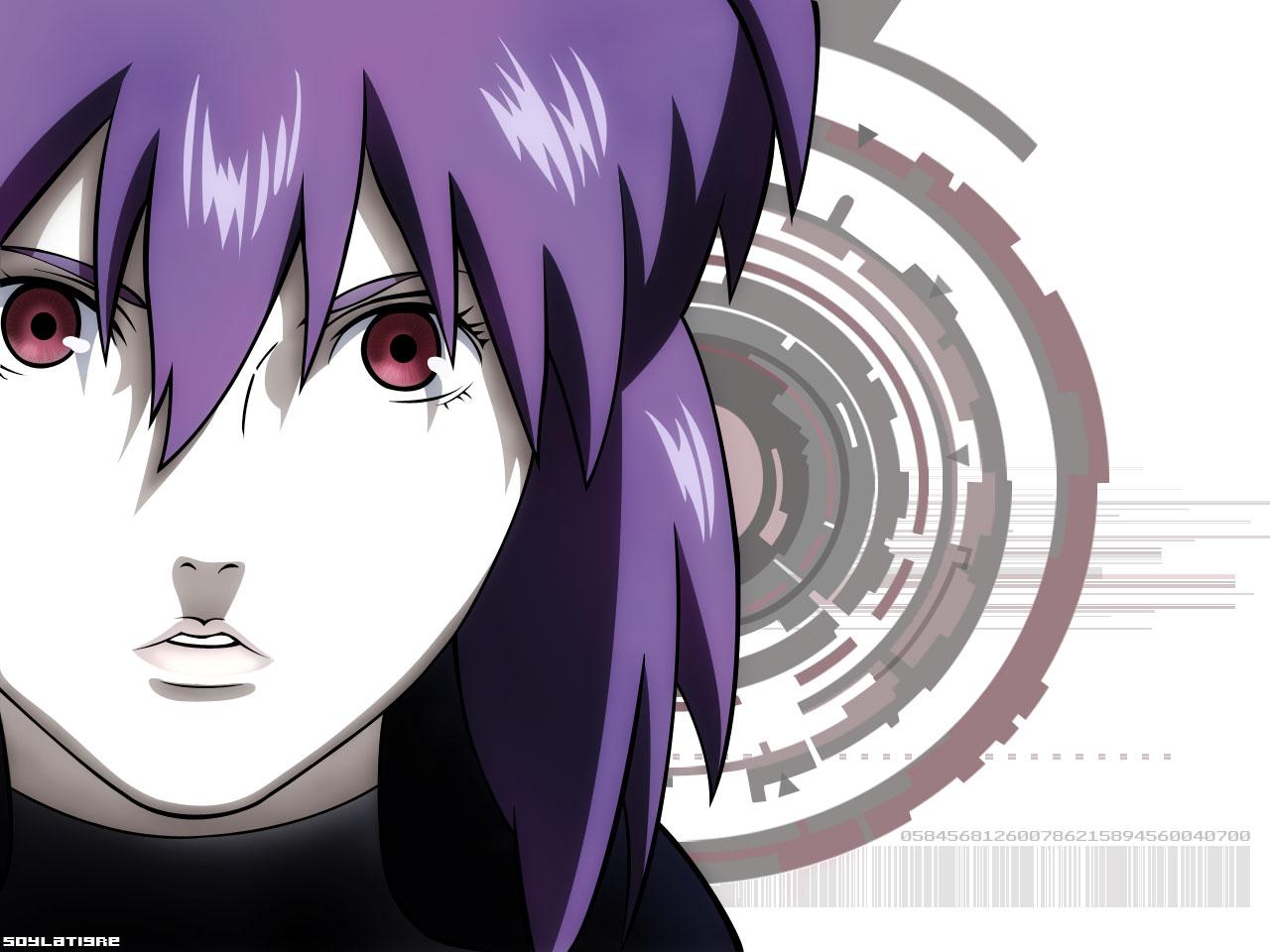 ghost_in_the_shell kusanagi_motoko